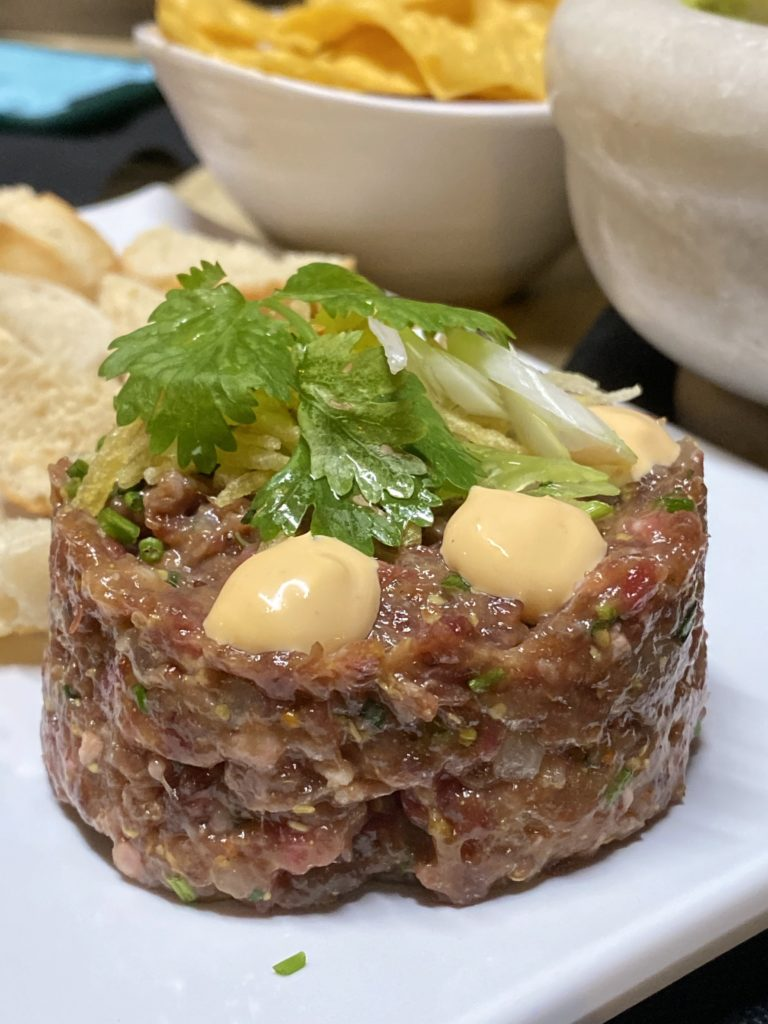 Steak tartar Apura